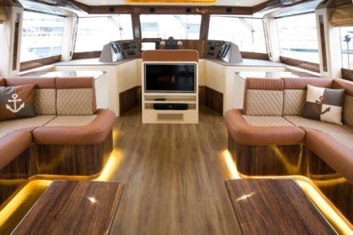 Rcat 50 main deck